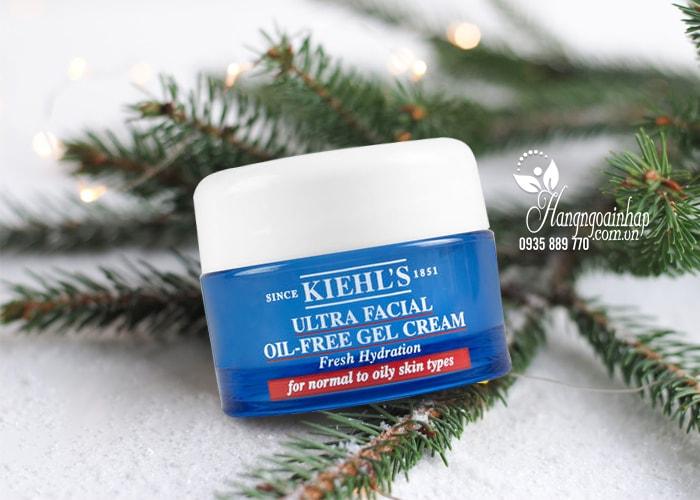 Kem dưỡng Kiehl's Ultra Facial Oil-Free Gel Cream 7ml của Mỹ