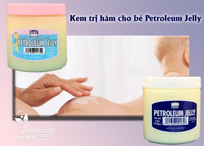 Kem trị hăm tã cho bé Petroleum Jelly