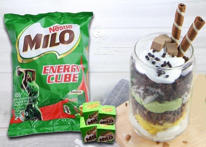 Kẹo Milo Energy Cube 100 viên