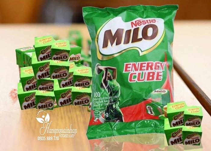 Kẹo Milo Energy Cube 100 viên Thái Lan