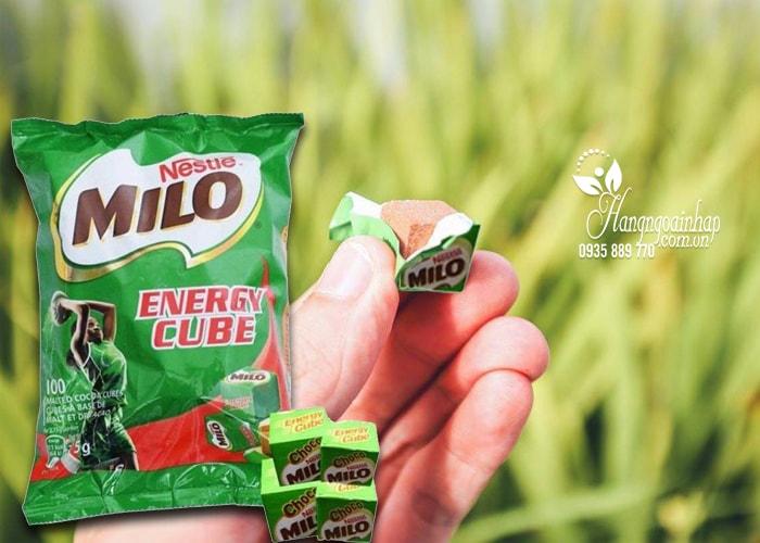 kẹo milo cube của Thái Lan 100 viên