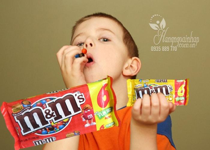 Kẹo Socola M&M Fun Size nhập khẩu từ Mỹ, giá tốt nhất