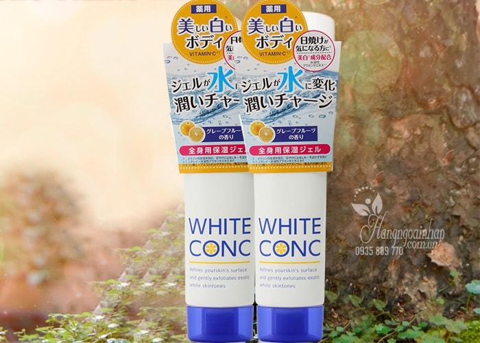 Kem dưỡng trắng da White Conc Watery Cream 90g của Nhật Bản