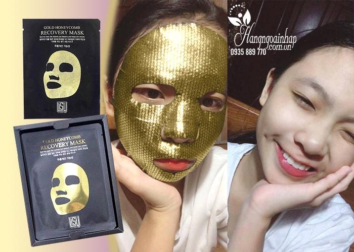 Mặt nạ giấy thiếc Lisu Mask  5 miếng của Hàn Quốc