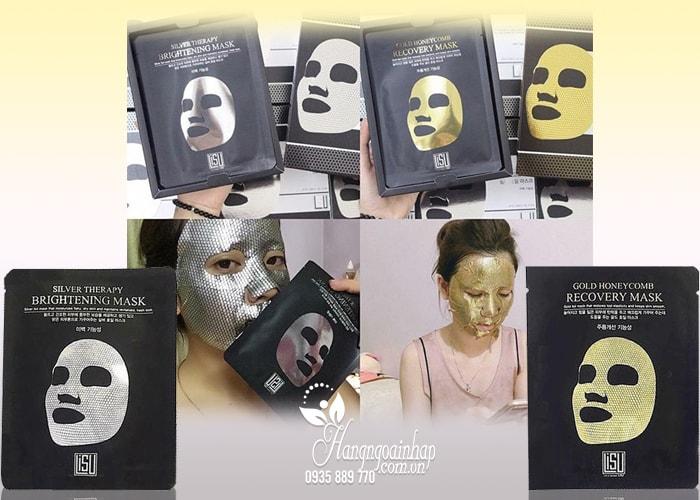 Mặt nạ giấy thiếc Lisu Mask hộp 5 miếng của Hàn
