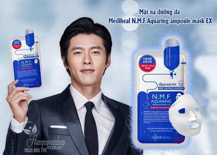 Mặt nạ Mediheal N.M.F Aquaring Ampoule Mask EX Hàn Quốc