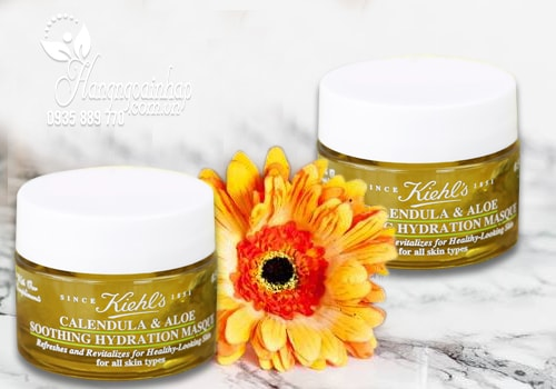 Mặt nạ Kiehl's Calendula & Aloe Soothing Hydration Masque 14ml