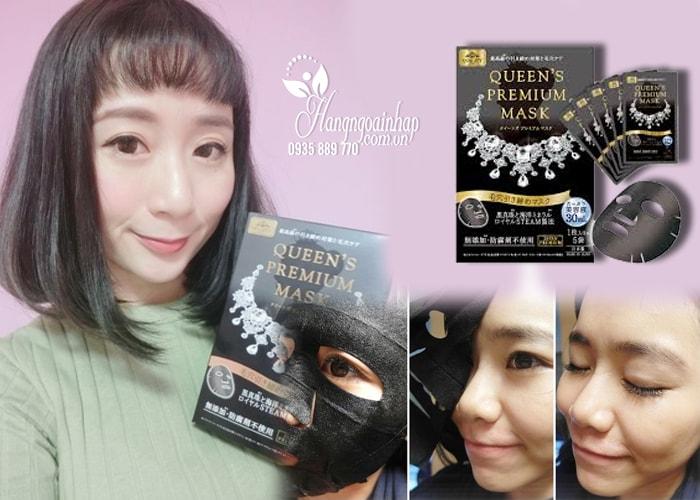 Mặt nạ dưỡng da Quality First Queen's Premium Mask Nhật Bản
