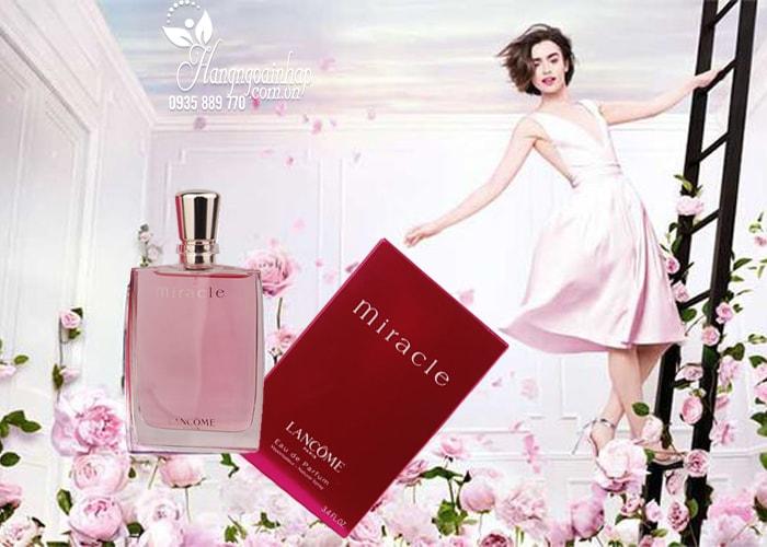 Nước hoa nữ Lancome Paris Miracle của Pháp