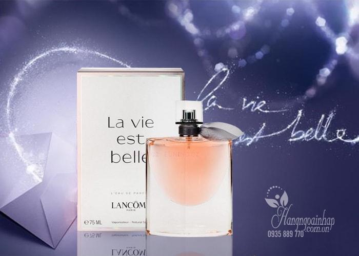 Nước hoa nữ lancome La Vie Est Belle 75ml của Pháp