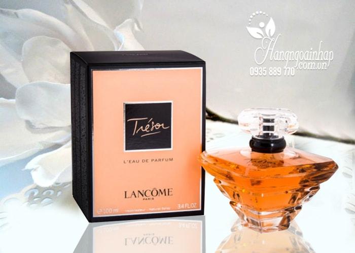 Nước hoa nữ Lancome Tresor 100ml của Pháp