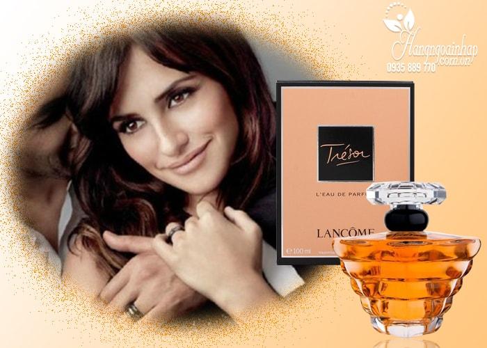 Nước hoa nữ Lancome Tresor của Pháp