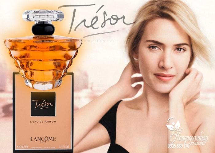 Nước hoa nữ Lancome Tresor 100ml của Pháp – Hàng chính hãng