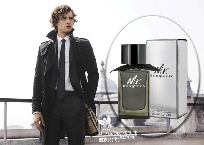 Nước hoa nam Mr. Burberry Eau de Parfum 100ml của Anh