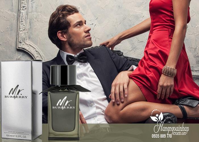Nước hoa nam Mr. Burberry Eau de Parfum của Anh