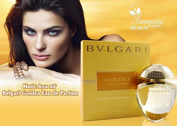Nước hoa cho nữ Bvlgari Goldea EDP 25ml của Ý