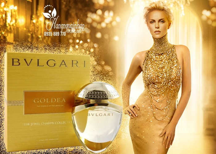Nước hoa giành cho nữ Bvlgari Goldea EDP 25ml của Ý