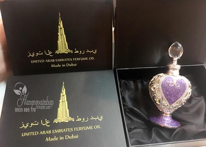 Tinh dầu nước hoa Dubai United Arab Emirates Perfume Oil chính hãng