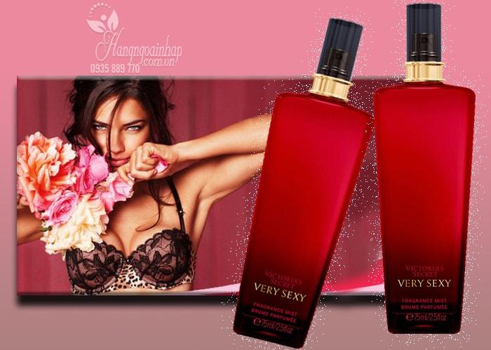 Nước hoa cho nữ Victoria Secret Very Sexy 75ml của Mỹ