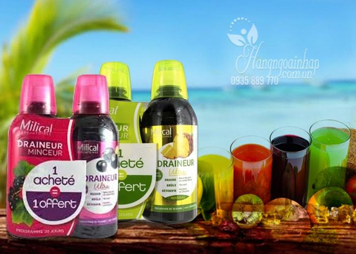 nước trái cây thanh lọc, thải độc cơ thể
