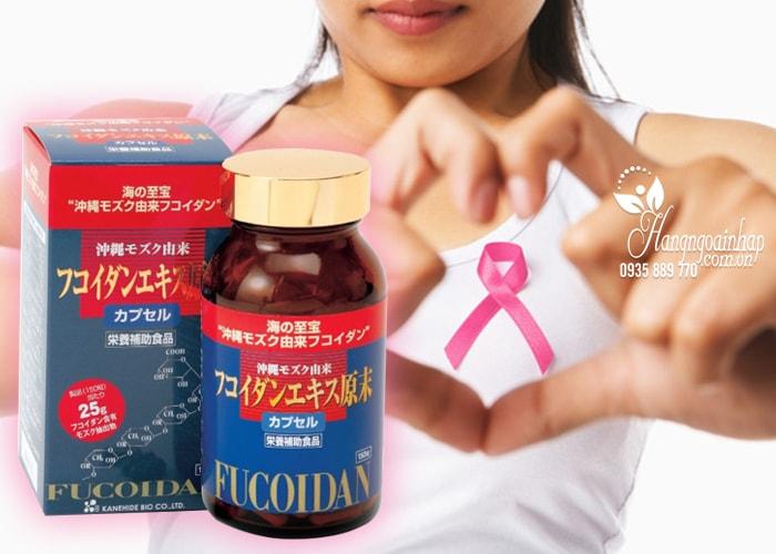 okinawa fucoidan kanehide bio 150 viên