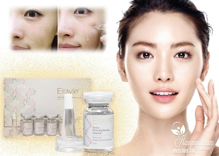 Serum tái tạo da Elravie Derma White Brightening Ampoule Hàn Quốc