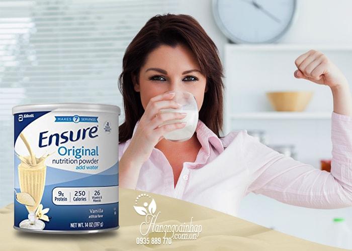 Sữa bột Ensure Original Nutrition Powder của Mỹ 397g