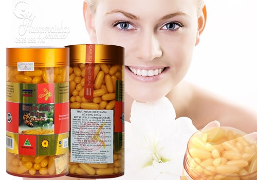 Sữa Ong Chúa Úc 1610mg - Costar Royal Jelly 1610mg