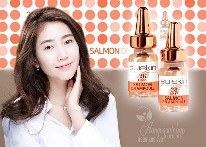 Tế bào gốc 28 Days Suiskin Salmon DN Ampoule của Hàn Quốc