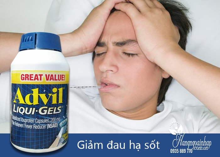 advil liqui gel 200 mg