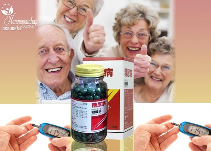Thuốc hỗ trợ điều trị bệnh tiểu đường Tokaijyo của Nhật Bản
