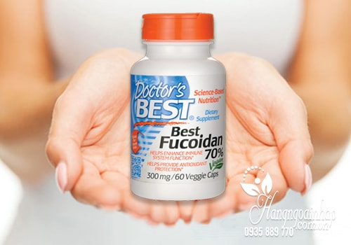 doctor's best fucoidan 70