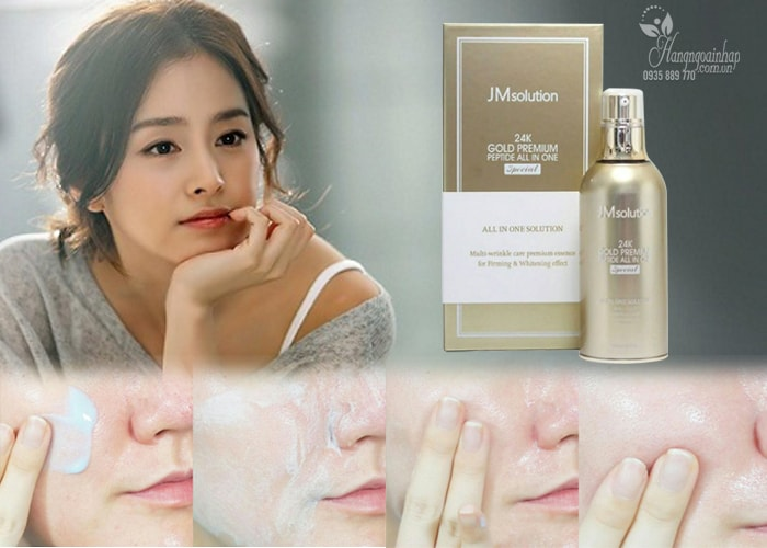 Tinh chất JM Solution 24K Gold Premium Peptide All In One Special hàn quốc