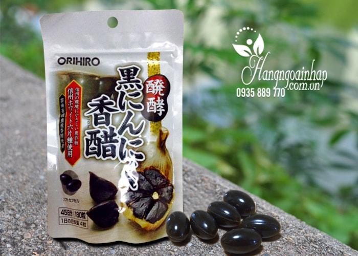 Tỏi đen Orihiro của Nhật Bản, tốt cho sức khỏe