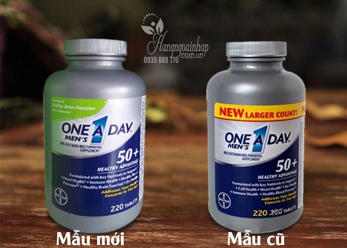 vitamin-ONE-A-DAY-Men-50+-cho-dan-ong-tren-50-tuoi