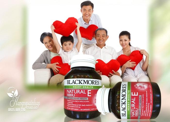 vitamin e blackmore của úc