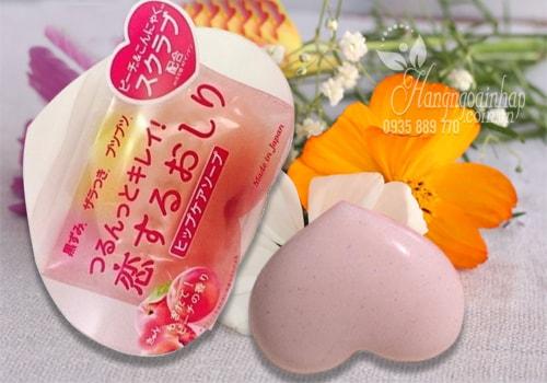 Xà phòng trị thâm mông Pelican Hip Care Soap của Nhật Bản 80g