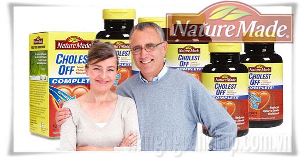 Nature Made Cholestoff 120 Viên Của Mỹ