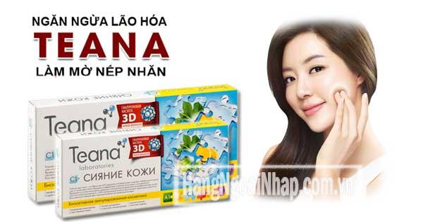 Serum Collagen Tươi Teana C1 Trắng Da Trị Nám Tàn Nhang