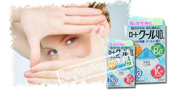 Thuốc Nhỏ Mắt Rohto 12ml