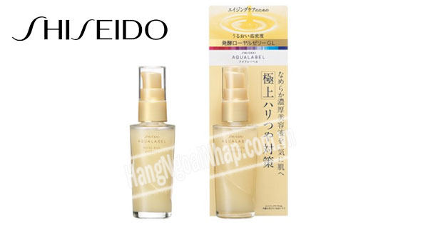 Shiseido Aqualabel Royal Rich Essence 30ml