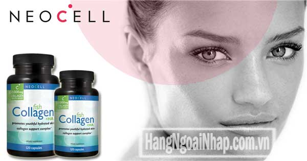 Neocell Fish Collagen +Ha 2000mg