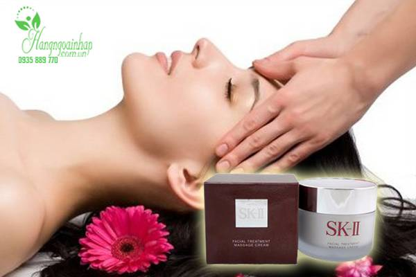 Kem massage mặt SK-II Facial Treatment Massage Cream 80g