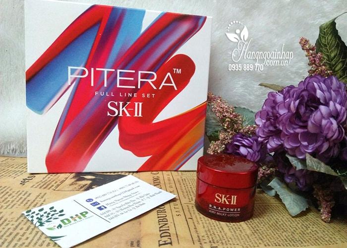 Bộ sản phẩm dưỡng da Set Mini SK-II 4 món Pitera Nhật Bản