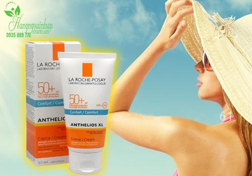 Kem chống nắng La Roche Posay Anthelios XL SPF 50+ 50ml của Pháp