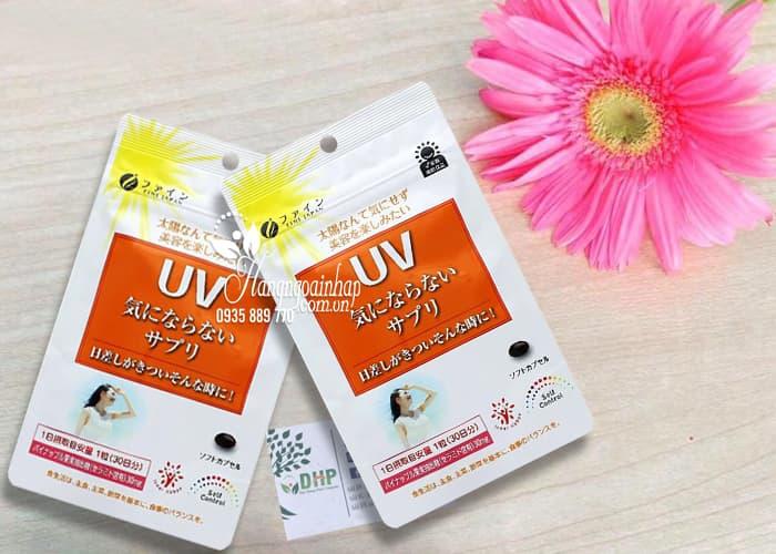 Viên uống chống nắng Fine Japan UV gói 30 viên Nhật Bản 1