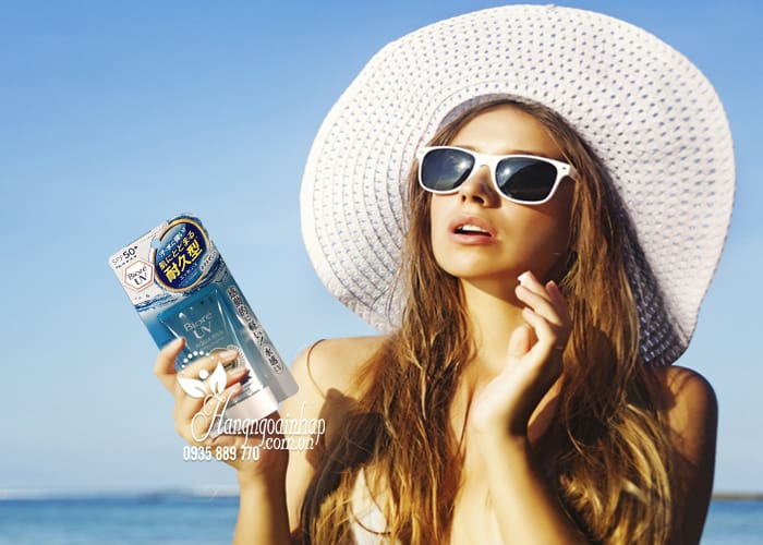 Kem chống nắng Biore UV Aqua Rich Watery Essence của Nhật 2