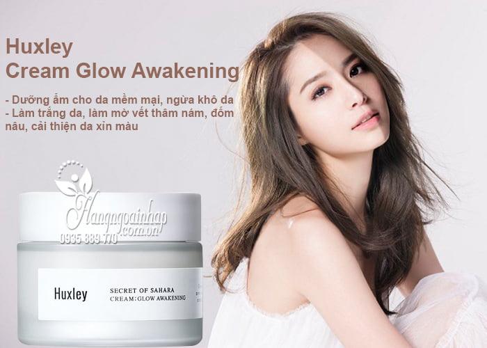 Bộ mỹ phẩm Huxley dưỡng trắng, chống lão hóa của Hàn Quốc 3