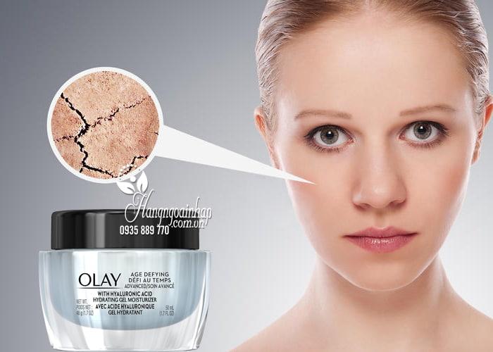 Kem dưỡng ẩm Olay Age Defying Advanced With Hyaluronic Acid v2