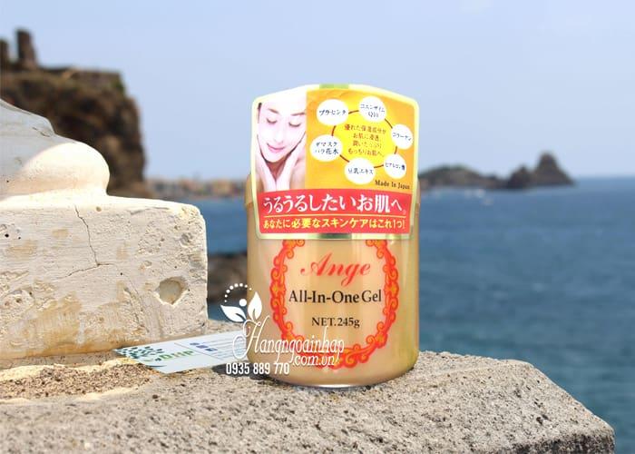 Kem dưỡng Ange All In One Gel 245g chính hãng Nhật Bản1